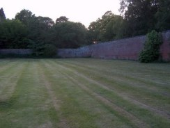 Kinnaird walled garden